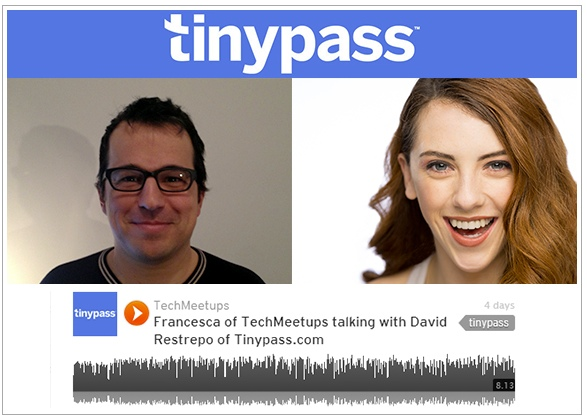 Tinypass TechMeetups